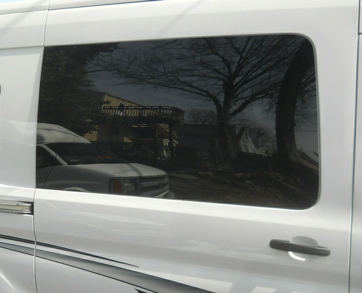 Ford tranist ford transit mid hi roof sliding door glass installed planetlyrics Image collections
