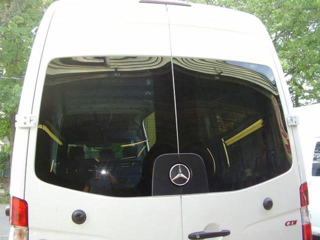 Sprinter Rear Door Glass